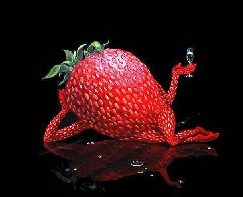 Photo gratuite: Fraise, Fruits, Dlicieux, Rouge - Image